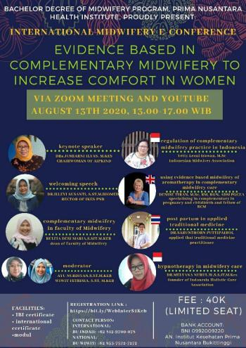 International Midwifery e Conference